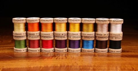 Ephemera Pure Silk Thread