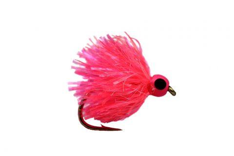 Fario Beadhead Blob Pink #8