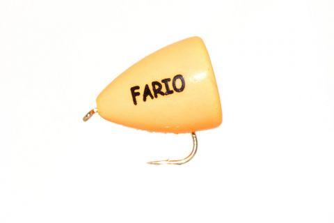 Fario Bung Orange #8