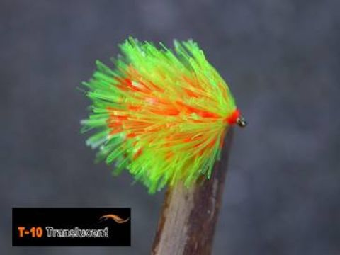 Flybox T-10 Translucent Chenille