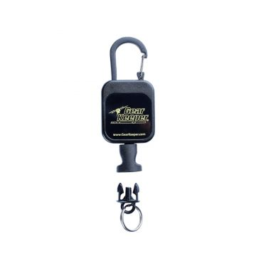Gearkeeper RT5 Micro Zinger – Carabiner Clip