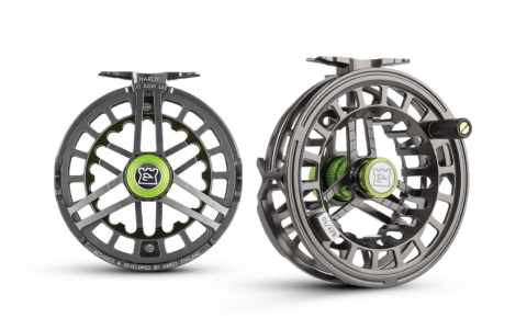 Hardy Ultradisc Fly Reel - see Video