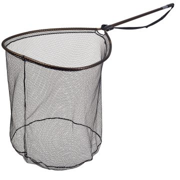 McLean Weigh Nets for Large Salmon or for Sea Trout  - Rubber Mesh Bag. R140/ R141