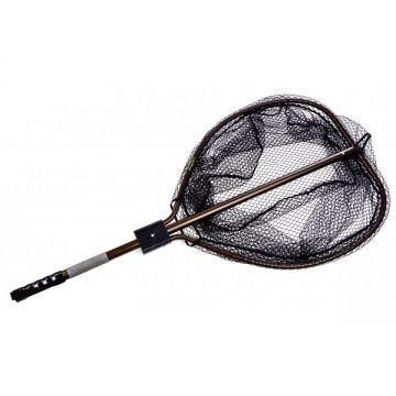 McLean R420 Sea Trout & Specimen Net. Rubber Mesh