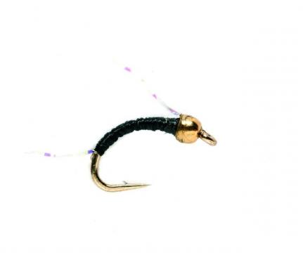 Micro Midge Black #18