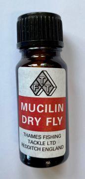 Mucilin Red Liquid Bottle & Brush