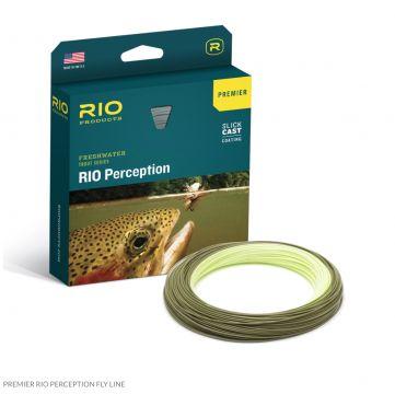 Premier RIO Perception Flyline with Slickcast