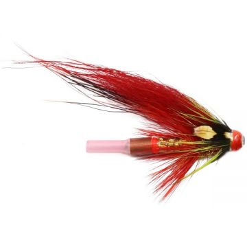 "Red Flamethrower JC 1"" Copper Tube"