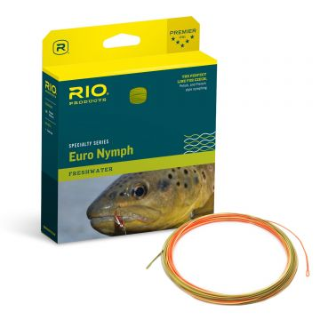 RIO Euro Nymph Shorty Line - see video