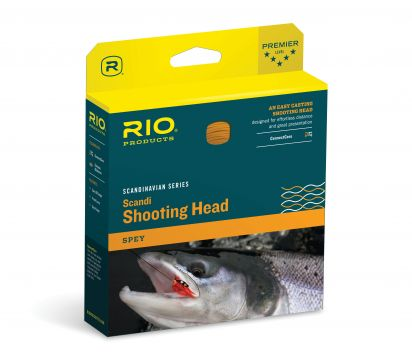 RIO InTouch Scandi 3D Float/ Hover/ Int Head - see Video
