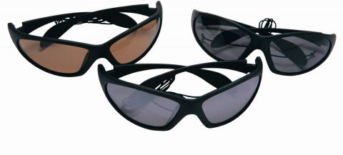 Snowbee Polarised Sports Sunglasses with Wraparound Frame