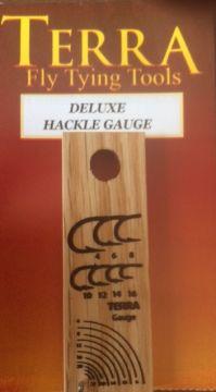 Terra Deluxe Hackle Gauge