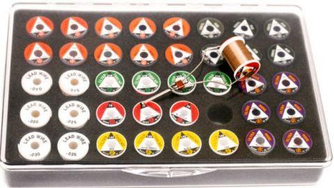 Wapsi UTC Spool Box - Holds 40 Spools