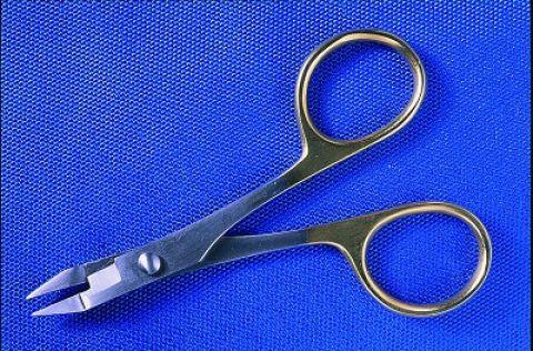 Veniard Gold Loop De-Barbing Pliers