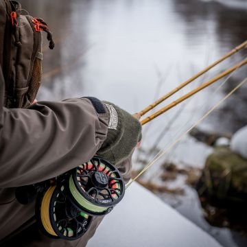 Vision Hero Fly Reel - From Rods #3 to Salmon