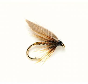 Wet Fly - Winged Greenwells Glory #12
