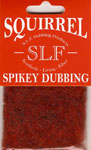 Slf Squirrel Spikey Dubbing