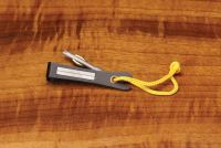 Dr Slick Black Nipper With Knot Tyer with Instructions
