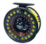 Airflo Switch Black Cassette Fly Reel + 4 Spare Spools