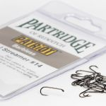 Partridge Patriot Barbless Ideal Streamer Hook D4AY