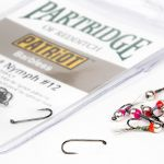 Partridge Patriot Barbless Sproat Nymph Hook G3A/LY