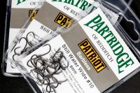 Partridge Patriot Stillwater Wide Barbless Hook - SWW