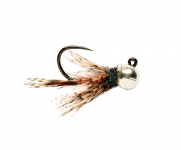 Roza's threaded Jig Barbless #14