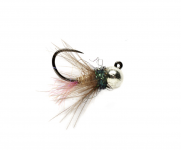 Roza's Violet CDC Jig Barbless #14