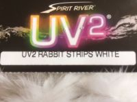 Spirit River UV2 Rabbit Zonker Strips