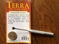 Terra Dubbing Rake - sorry sold out but more stock very soon!
