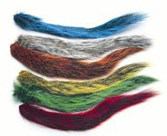 Squirrel Tail - Veniard. Natural or Dyed