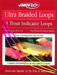 Airflo Ultra Braided Loops - Hi Vis