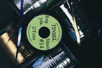 Uni 2 Tone Mylar Flat Tinsel - Two sided