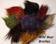 Boar Bristles Foxy-Tails - Purple