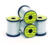 Uni Mono Clear Tying Thread