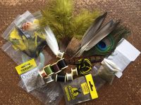 Beginners Guide To Flytying - Materials Kit
