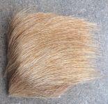Elk Body Hair Bleached