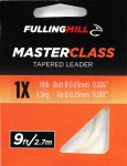 Fulling Mill Masterclass Tapered Leader - Copolymer