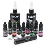 GULFF UV Tying Glue, Resins & Lights