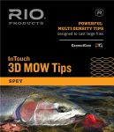 RIO Skagit Medium 3D MOW Tips - See Video