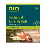 Rio Technical Euro Nymph Leader - see video