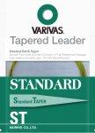 Varivas 9ft Tapered Leader - Standard